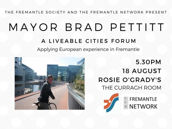 Liveable Cities Forum